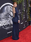 Bryce Dallas Howard attends The Universal Pictures World Premiere of Jurassic World held at The Dolby Theatre  in Hollywood, California on June 09,2015                                                                               © 2015 Hollywood Press Agency