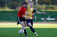 2018 04 18 Cup Final, Cardiff and Vale College v Cardiff High School, Leckwith Stadium, Cardif