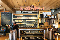Cisco Brewery, Nantucket Island, Massachusetts, USA.