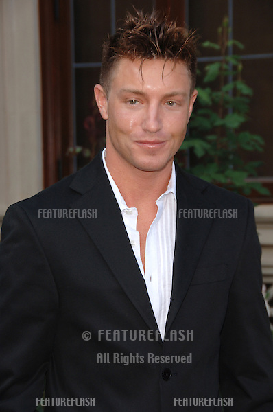 Prison Break star LANE GARRISON at Chrysalis' Fifth Annual Butterfly Ball at a private villa in Bel Air. Chrysalis is a non-profit organization dedicated to helping the homeless..June 10, 2006  Los Angeles, CA.© 2006 Paul Smith / Featureflash