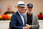 JULY 31, 2021: Tom Ryan at Del Mar Fairgrounds in Del Mar, California on July 31, 2021. Evers/Eclipse Sportswire/CSM