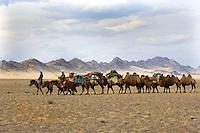 Mongolia, nomads.