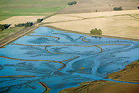 Wetlands Aerial Photography