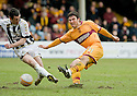 23/01/2010  Copyright  Pic : James Stewart.sct_jspa13_motherwell_v_st_mirren  .:: JOHN SUTTON SCORES THE SECOND :: .James Stewart Photography 19 Carronlea Drive, Falkirk. FK2 8DN      Vat Reg No. 607 6932 25.Telephone      : +44 (0)1324 570291 .Mobile              : +44 (0)7721 416997.E-mail  :  jim@jspa.co.uk.If you require further information then contact Jim Stewart on any of the numbers above.........