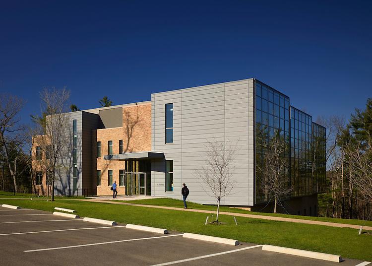 Horvitz Hall Studio Arts Building at Kenyon College | Gund Partnership