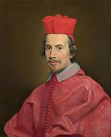 Full title: Portrait of Cardinal Marco Gallo<br /> Artist: Giovanni Battista Gaulli (Baciccio)<br /> Date made: 1681-3<br /> The National Gallery, London