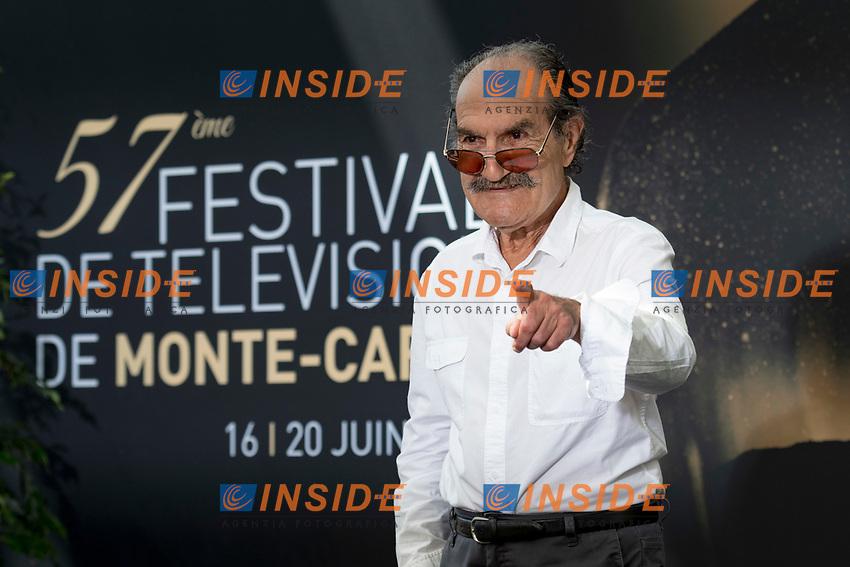 Gerard Hernandez (Scenes de menages) Monaco - 17/06/2017<br /> 57 festival TV Monte Carlo <br /> Foto Norbert Scanella / Panoramic / Insidefoto