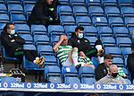 02.05.2021 Rangers v Celtic: Scott Brown subbed