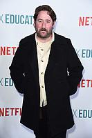"Jim Howick<br /> arriving for the ""Sex Education"" season 2 launch at Genesis Cinema Mile End Road, London.<br /> <br /> ©Ash Knotek  D3547 08/01/2020"