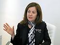 Iraq 2012 <br />  Parwen Babaker, president of WZA Petroleum Company