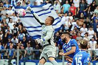 Lukasz Skorupski Empoli <br /> Empoli 04-10-2015 Stadio Castellani Football Calcio Serie A 2015/2016 Empoli - Sassuolo Foto Andrea Staccioli / Insidefoto