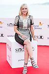 "American actress Barbara Crampton pose to the media during the presentation of the film ""Beyond the Gate"" at Festival de Cine Fantastico de Sitges in Barcelona. October 08, Spain. 2016. (ALTERPHOTOS/BorjaB.Hojas)"