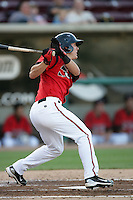 May 19, 2010: Blake Tekotte of the Lake Elsinore Storm during game against the Stockton Ports at The Diamond in Lake Elsinore,CA.  Photo by Larry Goren/Four Seam Images
