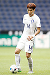 South Korea's Kookyoung Han during friendly match. June 1,2016.(ALTERPHOTOS/Acero)
