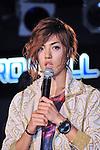 Kang Nam(MIB), Jun 24, 2013 : Kang Nam, MIB, Tokyo, Japan, June 24, 2013 : Kang Nam of MIB speaks during their showcase in Tokyo, Japan, on June 24, 2013.