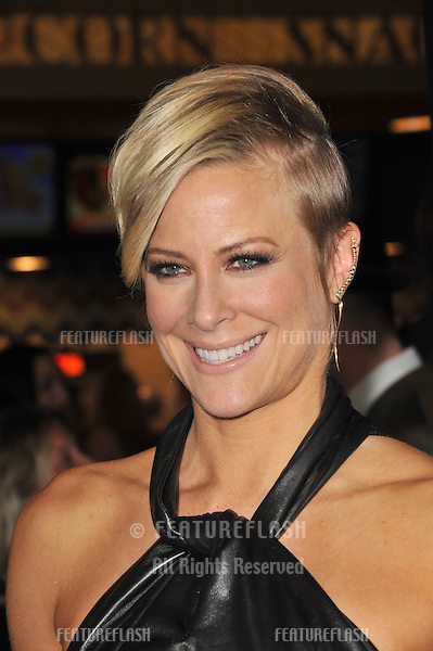 """Brittany Daniel at the world premiere of her new movie """"Skyline"""" at the Regal Cinema at L.A. Live in downtown Los Angeles..November 9, 2010  Los Angeles, CA.Picture: Paul Smith / Featureflash"""