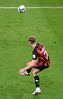 15th September 2020; Vitality Stadium, Bournemouth, Dorset, England; English Football League Cup, Carabao Cup Football, Bournemouth Athletic versus Crystal Palace; David Brooks of Bournemouth crosses the ball into the Palace penalty area
