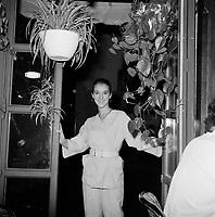 Celine Dion a des debuts en 1981-82<br /> <br /> PHOTO :  Agence Quebec Presse