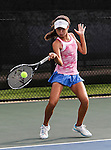 Arlington, Texas, USA - May 14:  USTA Boy's and Girl's National Junior Tournament. Photo by Dan Wozniak, www.DanWozniak.com