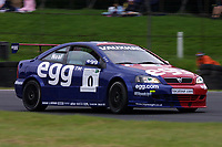 Round 9 of the 2002 British Touring Car Championship. #0 Matt Neal (GBR). Egg Sport. Vauxhall Astra Coupé.