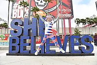 Sponsorship, 2019 SheBelieves Cup, March 05, 2019
