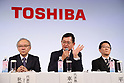 Toshiba outlines strategy and job cuts