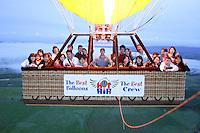 20090308 March 08 Cairns Hot Air Ballooning