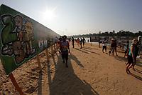 AMAZONAS, LÁBREA, 01.09.2019: FESTA DO SOL-LÁBREA. Festa do Sol na tarde deste domingo (1), na praia no Município de Lábrea, no sul do Amazonas.<br /> Foto: Sandro Pereira/Codigo19