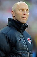 USA Manager Bob Bradley