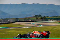 11th September 2020; Mugello race track, Scarperia e San Piero, Tuscany, Italy ; Formula 1 Grand Prix of Tuscany, Free practise;  33 Max Verstappen NLD, Aston Martin Red Bull Racing