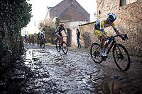 Thimo Willems (BEL/Sport Vlaanderen - Baloise)<br /> <br /> 53rd Le Samyn 2021<br /> ME (1.1)<br /> 1 day race from Quaregnon to Dour (BEL/205km)<br /> <br /> ©kramon