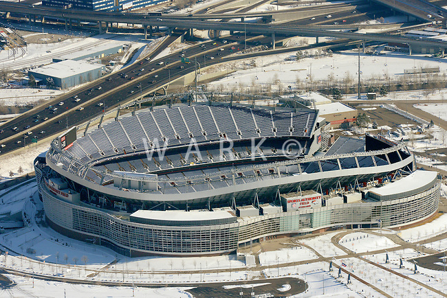 Invesco Field, Bronco stadium, Denver, Colorado. Jan 2014. 89470