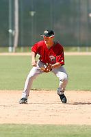 Chris Owings - Arizona Diamondbacks 2009 Instructional League .Photo by:  Bill Mitchell/Four Seam Images..