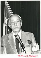 Rene Levesque, 3 fevrier 1979