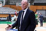 Liga ENDESA 2019/2020. Game: 07.<br /> Club Joventut Badalona vs TD Systems Baskonia: 83-82.<br /> Dusko Ivanovic.
