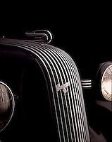 A 1936 Pontiac.