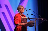 September 24 2012 - Montreal Quebec CANADA - Gala des femmes de Merite du Y -  Ginette Berteau, Directrice et professeure, Ecolde de travail social, UQAM,  Prix Femme de Merite 2012 - Education.