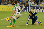 match between Real Betis and Recreativo de Huelva day 10 of the spanish Adelante League 2014-2015 014-2015 played at the Benito Villamarin stadium of Seville. (PHOTO: CARLOS BOUZA / BOUZA PRESS / ALTER PHOTOS)