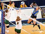 North Dakota State at South Dakota State Volleyball
