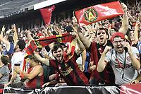 Atlanta United FC vs San Jose Earthquakes, July 4, 2017
