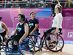 Arinn Young, Lima 2019 - Wheelchair Basketball // Basketball en fauteuil roulant.<br />