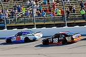 NASCAR XFINITY Series<br /> U.S. Cellular 250<br /> Iowa Speedway, Newton, IA USA<br /> Saturday 29 July 2017<br /> Ryan Preece, MoHawk Northeast Inc. Toyota Camry and Kyle Benjamin, Reser's Toyota Camry<br /> World Copyright: Russell LaBounty<br /> LAT Images