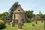 The Dovecote in the church yard of St Mary the Virgin, Norton sub Hamdon  Somerset UK 2013, 2010s,