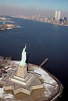 New-York (NY) USA- February 1988 File Photo -