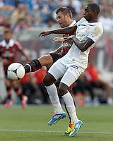 AC Milan vs Olimpia, August 04, 2012