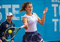 Amstelveen, Netherlands, 7 Juli, 2021, National Tennis Center, NTC, Amstelveen Womans Open, Ioana Loredana Rosca (ROU)<br /> Photo: Henk Koster/tennisimages.com