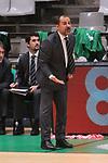Liga ENDESA 2020/2021. Game: 16.<br /> Club Joventut Badalona vs Hereda San Pablo Burgos: 78-95.<br /> Carles Duran.