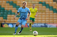 9th January 2021; Carrow Road, Norwich, Norfolk, England, English FA Cup Football, Norwich versus Coventry City; Kyle McFadzean of Coventry City