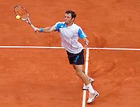 29-05-10, Tennis, France, Paris, Roland Garros, Teimuraz Gabashvili