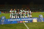 Nacional venció 3-0 a Huracán. Fase 2 Conmebol Libertadores 2020.